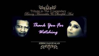 "The 2 Legendary "" Broery Marantika & Sharifah Aini "" - Seiring dan Sejalan (With Lyrics) HD"