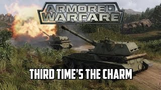 Armored Warfare - Third Time