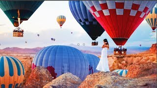 AMAZING ! Reality Looks Better Than Photoshop : Incredible Photos Of Cappadocia, Turkey
