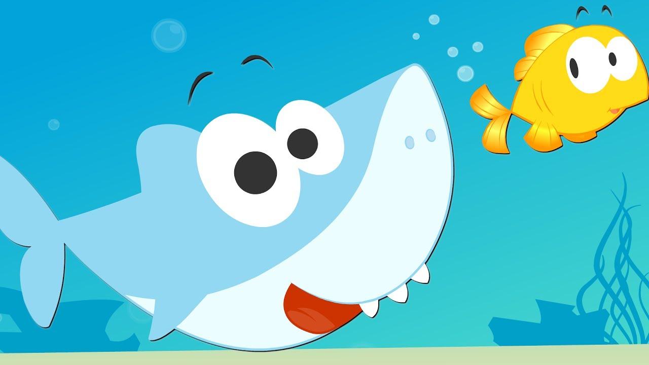 ? BEBE TIBURON ? Canción infantil de Baby Shark en español | Canciones infantiles