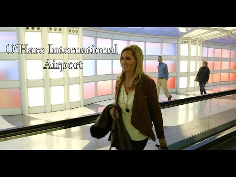 Family Travel with Colleen Kelly – O'Hare International Airport