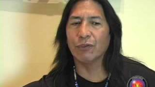 Tony Redhouse  Native American Healing Part  1 of 4