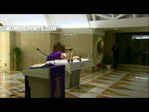 Đức Giáo Hoàng: Lòng thương xót của Chúa lớn lao đến nỗi Ngài yêu cả những nhỏ nhen của chúng ta