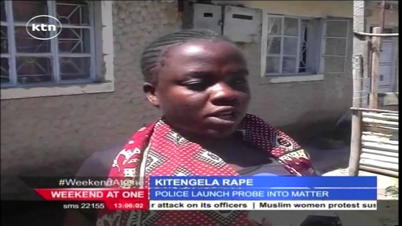 Pastor rapes a 17 year old girl in Kitengela - YouTube