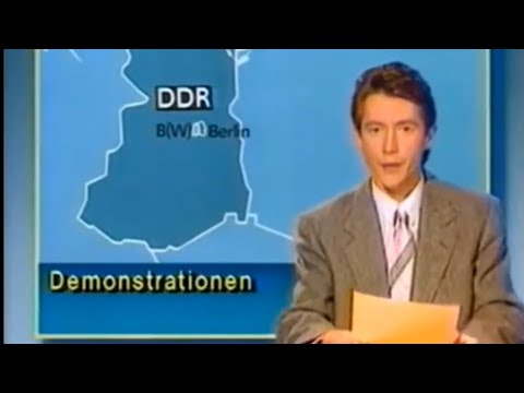Aktuelle Kamera 04.11.1989