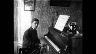 Maurice Ravel - Pavane pour une infante defunte, violin-piano
