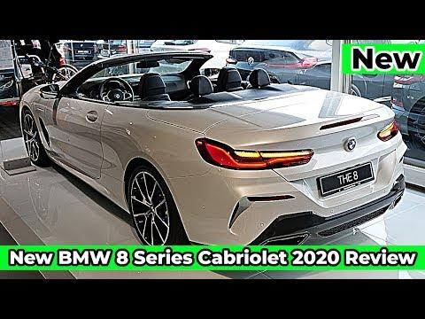 New BMW 8 Series Cabriolet 2020 Review Interior Exterior