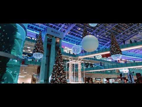 Interior movie for Aviapark Moscow