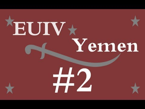 Let's Check Out Europa Universalis IV - Yemen 2