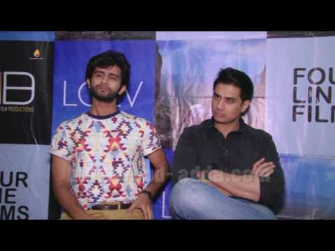 Interview With Actor Shiv Pandit and Siddharth Menon for Film LOEV