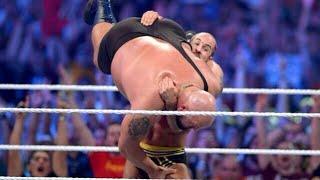 Wwe Cesaro strength showcase(Cesaro,john cena,khali,mark henry,Wwe,wrestling time)