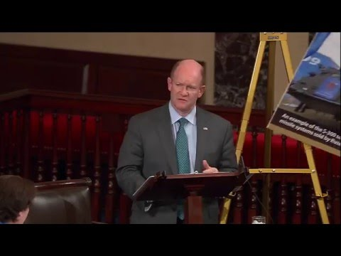 Sens. Coons, Blumenthal, Klobuchar discuss concerns with Russian weapons sales to Iran