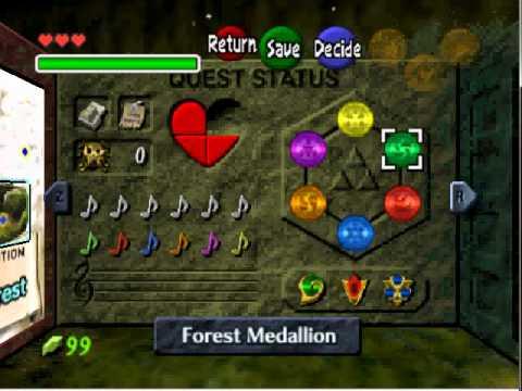 Legend Of Zelda Ocarina Of Time N64 Cheats Youtube