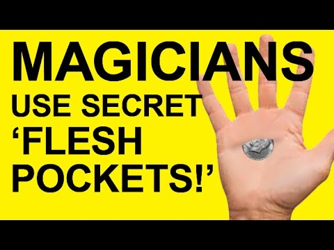 THE 'SECRET SURGERY' OF MAGICIANS REVEALED!