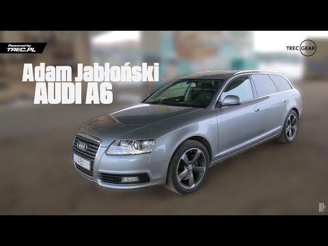 """🚗 Czym jeździ Adam """"Jabi"""" Jabłoński? - Audi A6 - Seria Trec Gear (Zapytaj Trenera)"""