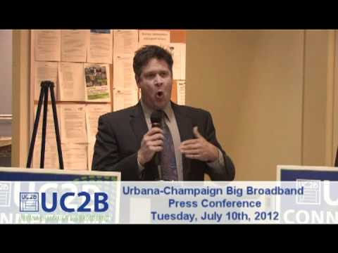 UC2B Expansion Press Conference - Mayor Don Gerard