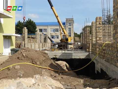 ТРК ИТВ: Глава администрации Симферополя осмотрел строящийся детсад
