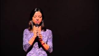Uma lição inesperada da maternidade | Isabel Clemente | TEDxGoiânia