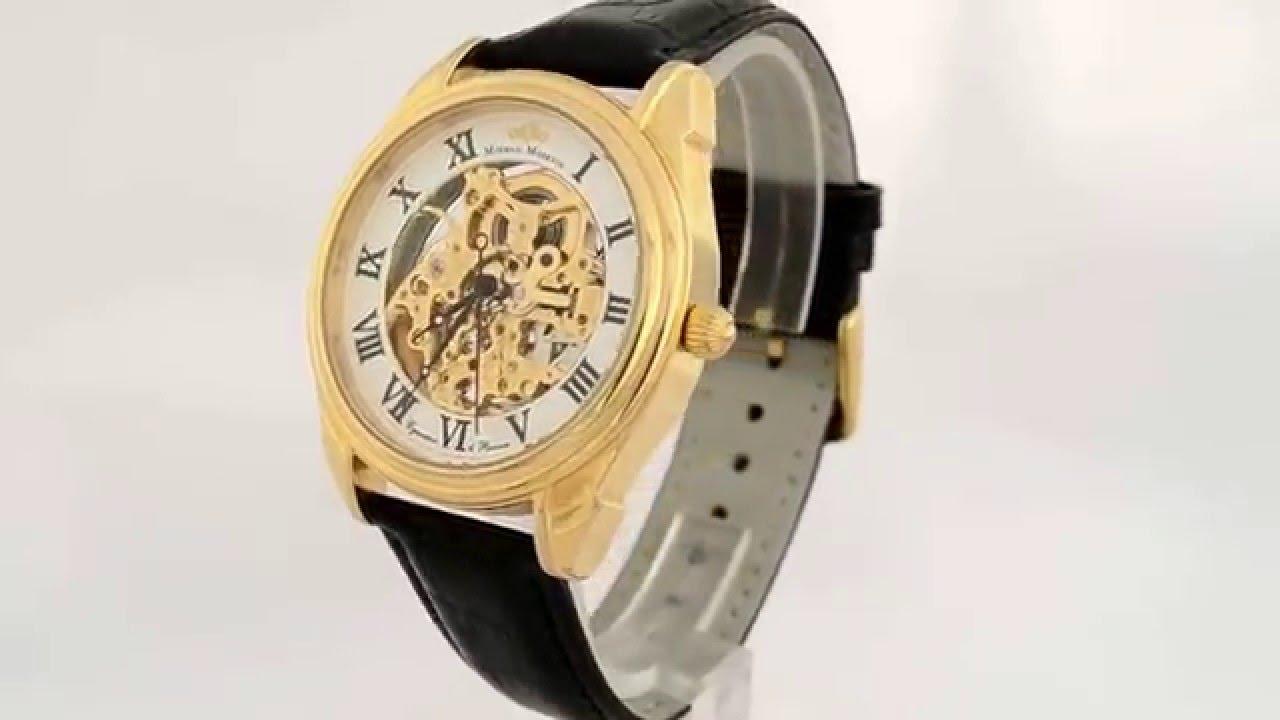 Мужские часы скелетоны михаил москвин poljot наручные часы