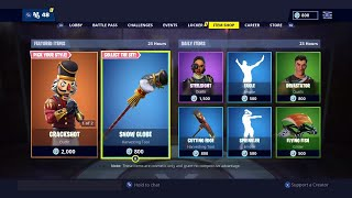 FORTNITE ITEM SHOP DECEMBER 20 - FORTNITE NEW SKINS UPDATE (NEW FORTNITE BATTLE ROYALE DAILY ITEMS)