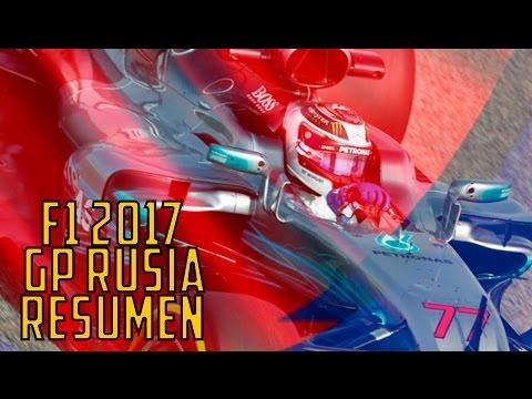 Formula 1 2017 GP Rusia - Resumen