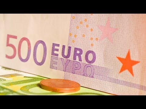 ВолноТрейдинг. Клин по евро (13.11.2018)