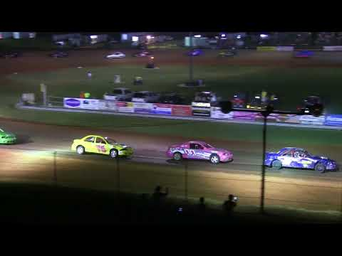 Hornet A Main Bloomington Speedway 7-13-18