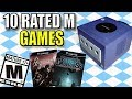 Top 10 M-Rated Gamecube Games