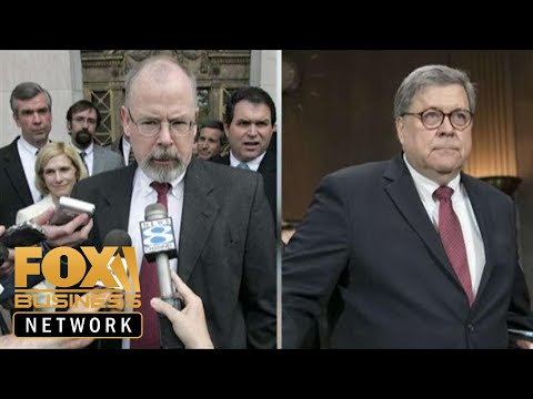 Barr meets with US attorney investigating Russia probe origins