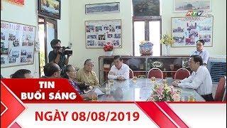 Tin Buổi Sáng - Ngày 08/08/2019 - HTV Tin Tức Mới Nhất