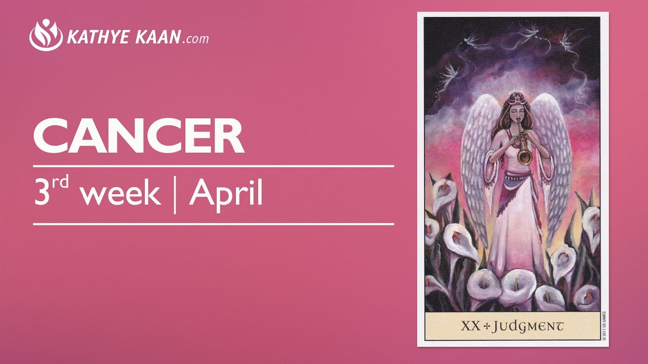 cancer weekly 17 to 23 tarot horoscope