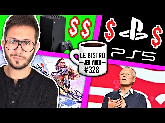 Jeux PS5 Xbox Series X plus chers 😡 Prix, date et préco PS5 imminents ? Du changements chez Ubisoft