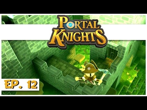 Portal Knights - Ep. 12 - The Mushroom Palace! - Let's Play Portal Knights Gameplay