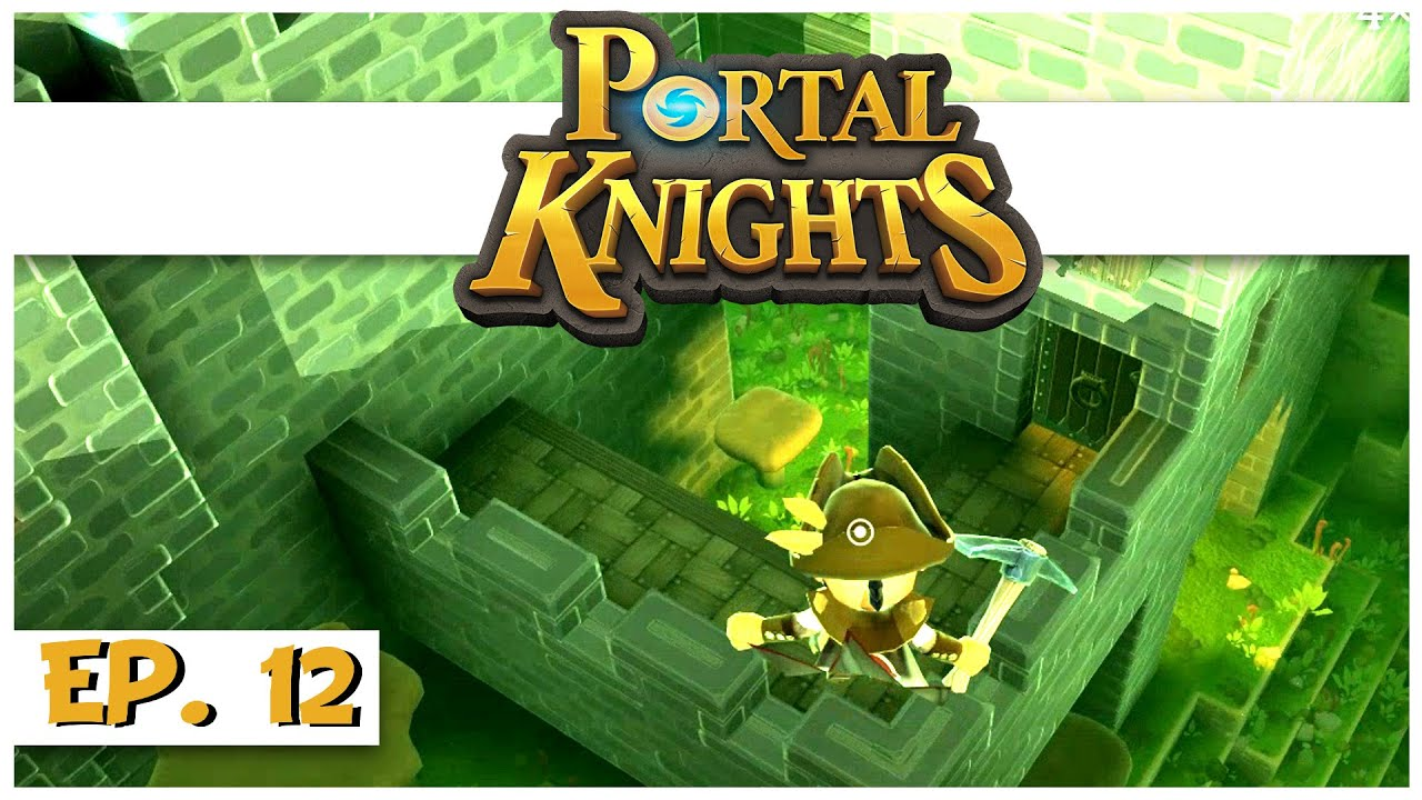 how to play portal knights