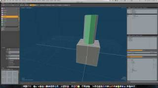 Modo 401 3D Modeling Tutorial: Working With Booleans Part 6