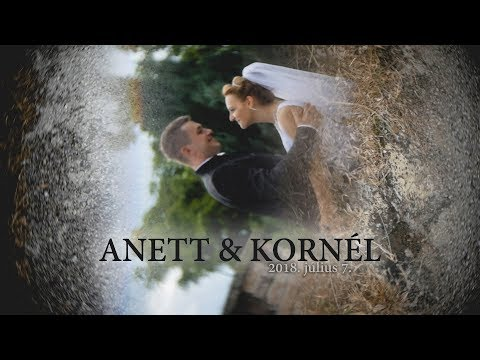 Anett + Kornél // wedding highlights