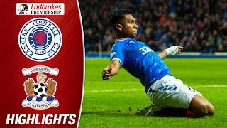 Rangers 1-0 Kilmarnock | Morelos Opener Forces Win for The Gers! | Ladbrokes Premiership