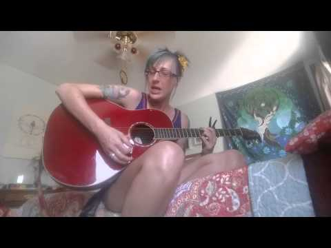 Acoustic Cover - Never Stop - By Kristel Fae