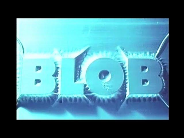 DER BLOB - Trailer (1988, German)