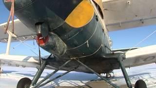 Таежное небо - документальный фильм о работе малой авиации Красноярского края