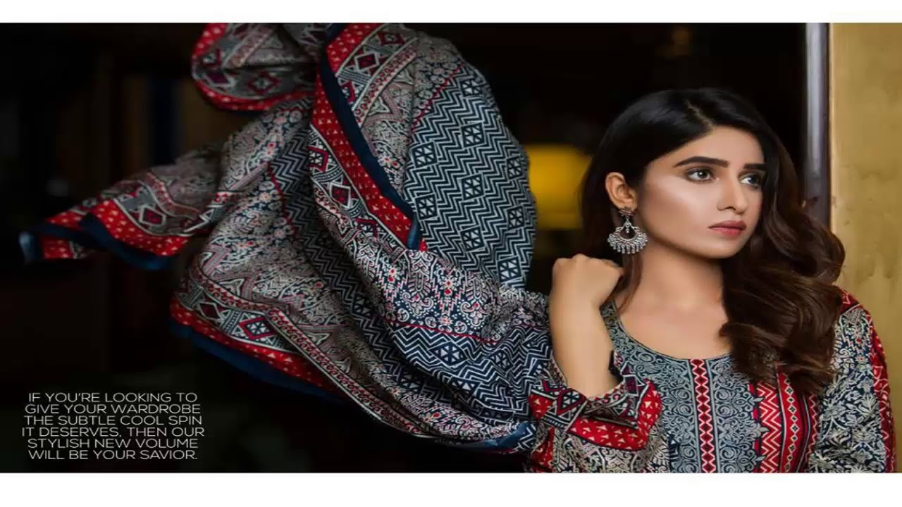 29e3bcc661 Libas Lawn Collection 2019 Vol 1 by Shariq Textiles - YouTube