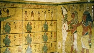 Scans Suggest A Hidden Chamber In King Tut's Tomb - Newsy