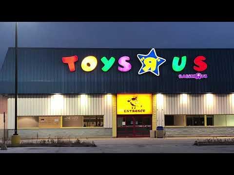 Abandoned Vintage Toys R Us/Babies R Us Toledo, OH