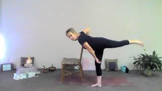 Hatha Yoga  20 Minutes - Bringing in Balance