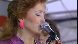 Bonnie Raitt - Green Lights (Live at Farm Aid 1985)