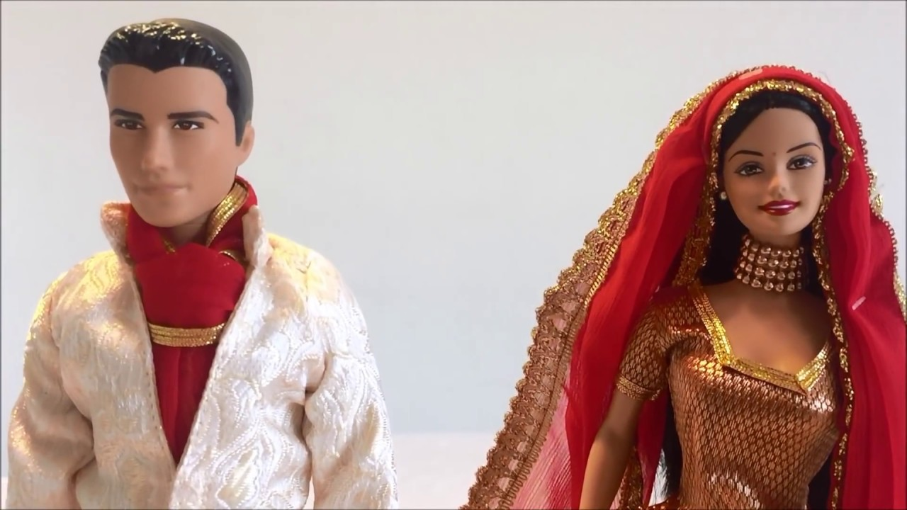 Barbie And Kens Indian Wedding