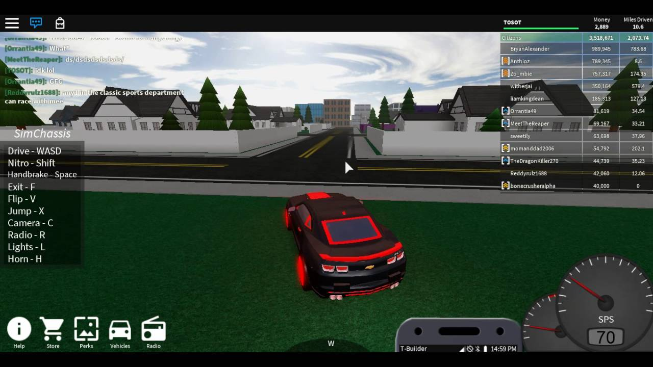What Is The Best Car In Vehicle Simulator Roblox