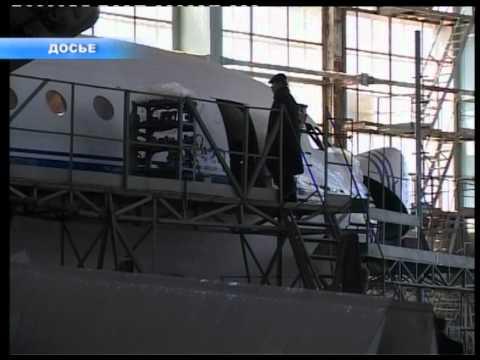 Юбилей Саратовского авиационного завода