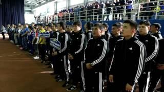Стартовал чемпионат РК по армрестлингу