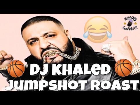🔥Dj Khaled jumpshot roast🔥